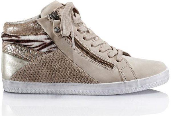 Gabor boot sneakers 26.426.32 beige combi nubuck