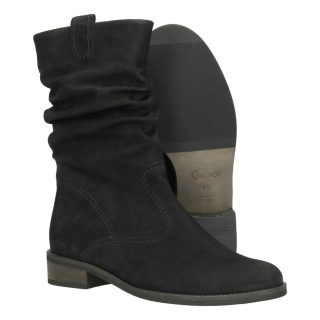 Gabor 72.792.47 medium long boot women black