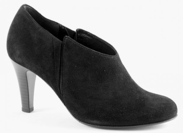 Gabor pumps 35.212.17 black suede