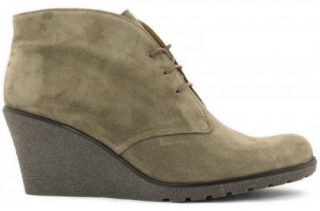 Gabor 51.680.12 taupe suede