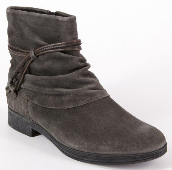 Gabor 73.730.19 women ankle boot dark grey