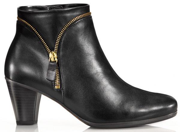 Gabor 95.614.47 black leather