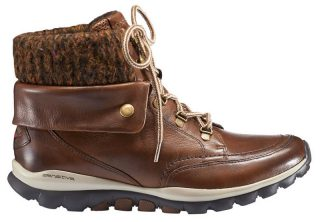 Gabor rollingsoft sensitive ankle boot 96.958.25 cognac brown leather   GTX Goretex WATERPROOF