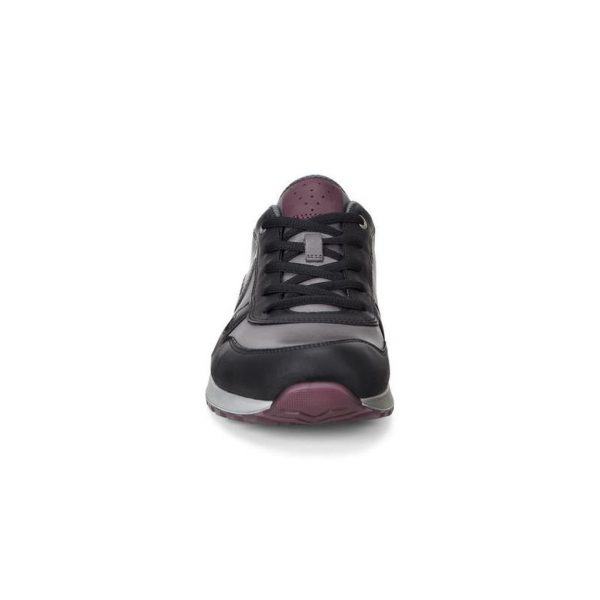 Ecco 538594-55869 CS14 MEN black nubuck