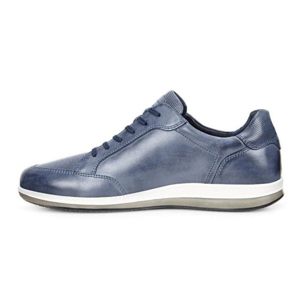 Ecco 531704-02038 HAYDEN blue leather