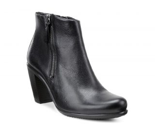 Ecco ankle boot 263503-12001 TOUCH 75 black leather