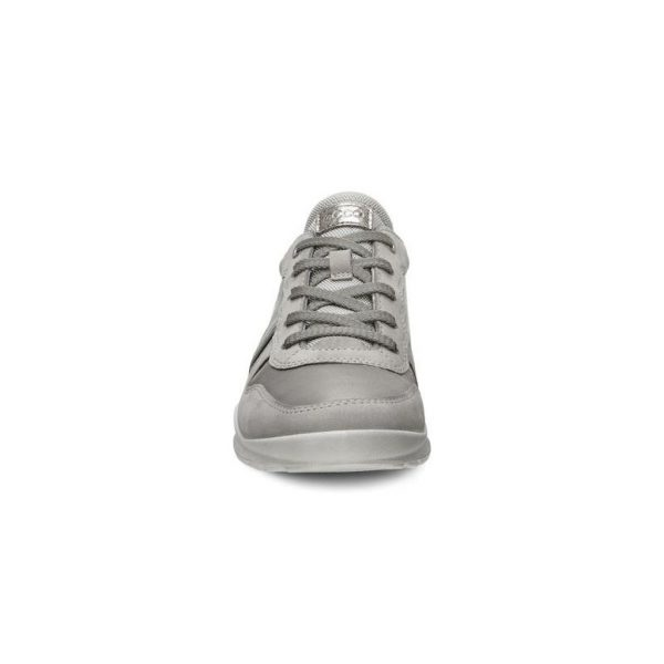 Ecco 215023-59267 MOBILE III  grey leather