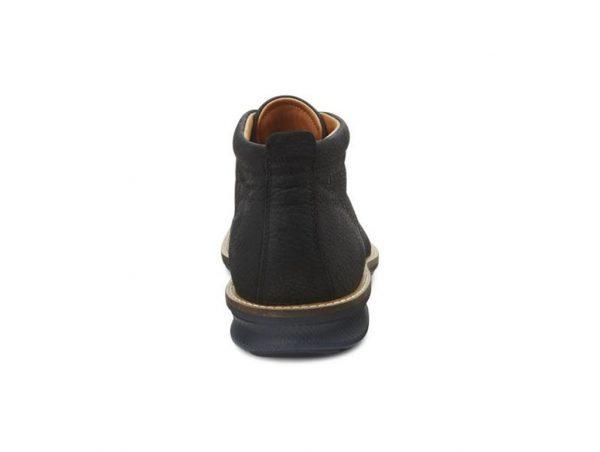 Ecco 632094-02001 CONTOURED black nubuck