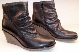 Gabor 51.681.27 women ankle boot black