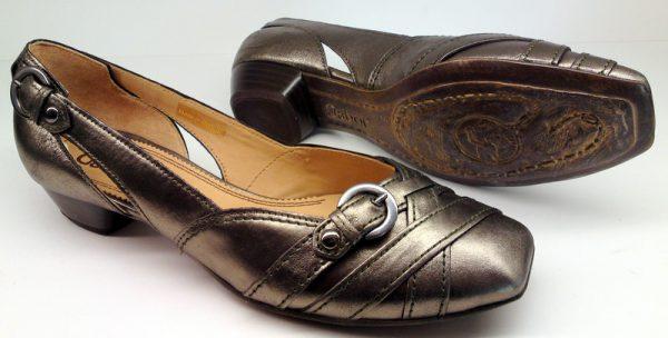 Gabor pumps 61.332.69 grey leather