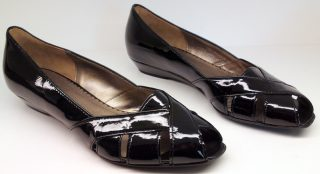 Gabor pumps 61.626.97 black patent leather