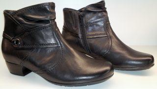 Gabor 76.642.17 black leather