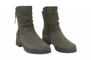 Gabor ankle boots 52.782.30 grey nubuck