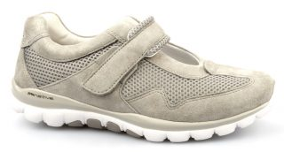 Gabor rollingsoft sensitive 66.961.93 taupe nubuck mesh women shoes