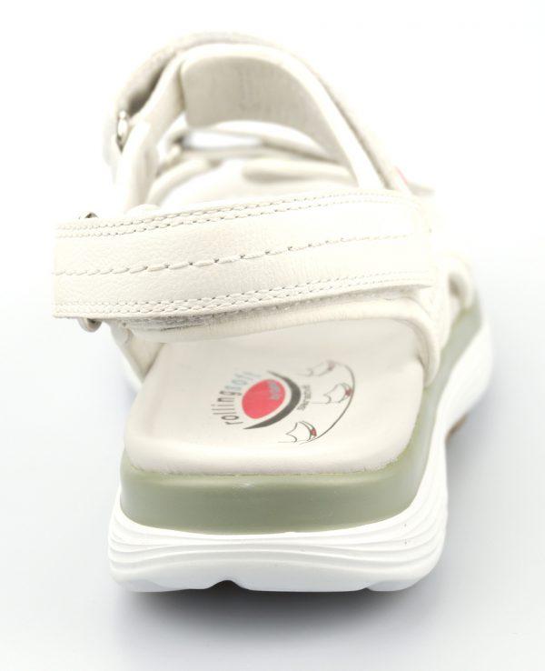 Gabor rollingsoft sensitive 46.910.50 white leather   VELCRO