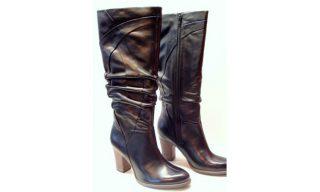 Clarks boots KIMONO SASH black leather