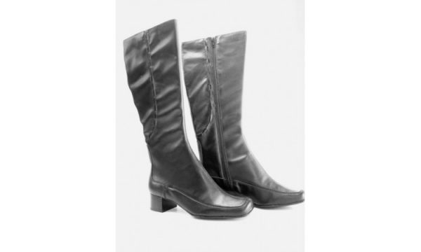 Clarks boots LAMP GLOW black leather