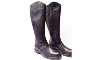Clarks boots LOCAL PAPER black leather