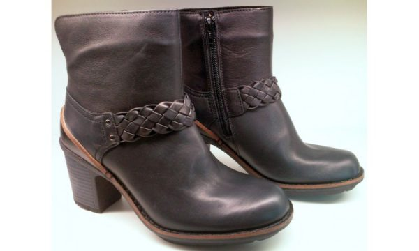 Clarks ankle boots MAKER JIVE black leather