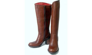 Clarks boots MAKER SHAKER brown leather