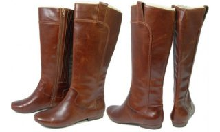 Clarks boots NEWLY LAGOON brown leather