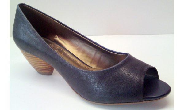 Clarks pumps BALI TIDAL navy blue leather
