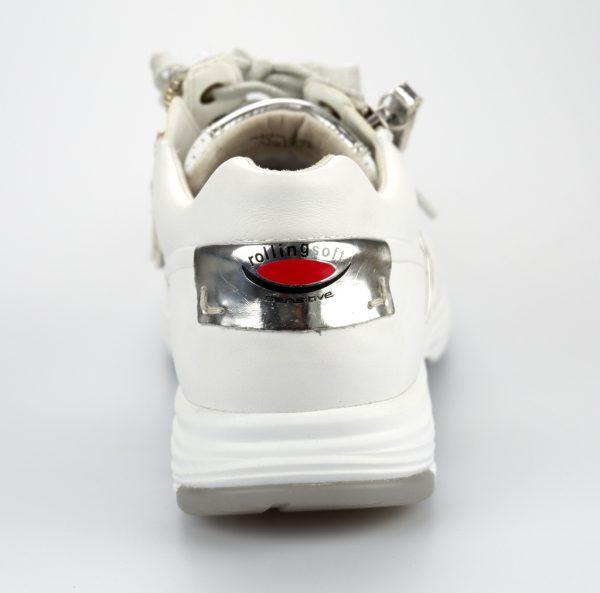 Gabor rollingsoft 66.978.50 white leather