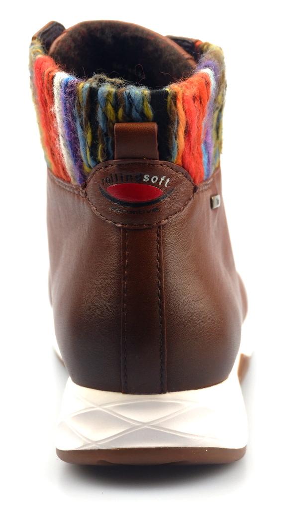 Gabor rollingsoft sensitive 56.945.24 brown leather   WATERPROOF GORE-TEX