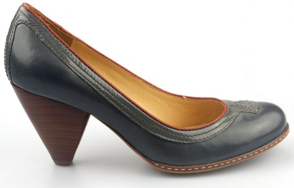 Clarks pumps BAND STAND dark grey leather