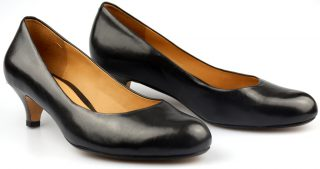 Clarks pumps CHELSEA MANOR black leather