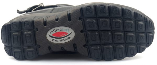 Gabor rollingsoft sensitive 96.952.57 black leather        GTX Goretex WATERPROOF