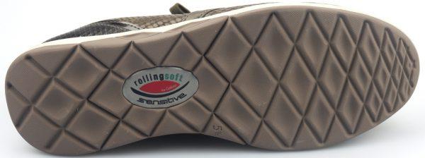 Gabor rollingsoft sensitive 56.995.13 Taupe leather