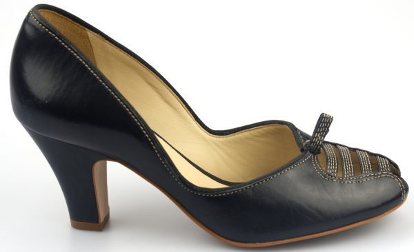 Clarks pumps COCONUT ICE black leather