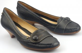 Clarks pumps CREME BRULEE black leather