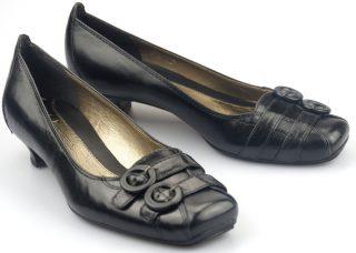 Clarks pumps ADA HOP black leather