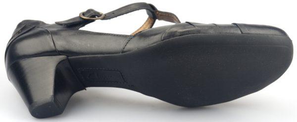 Clarks pumps BLACK OPAL black leather