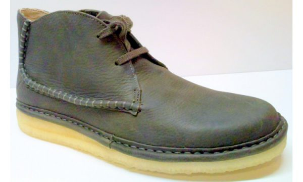 Clarks Originals ankle boots BLACKDOWN BOOT dark green leather