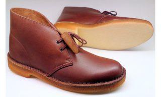 Clarks Originals ankle boots DESERT BOOT brown VINTAGE