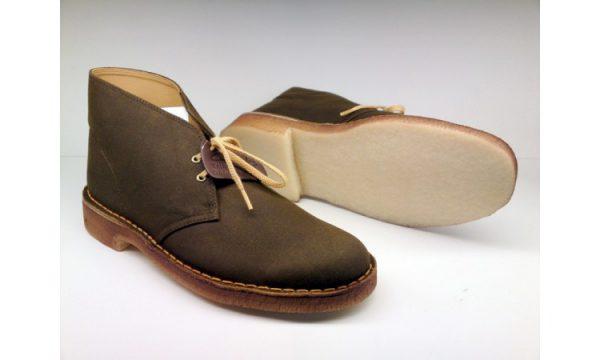 Clarks Originals ankle boots DESERT BOOT brown waxy
