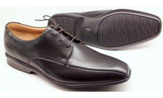 Clarks GOYA BAND black leather