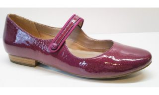 Clarks pumps HENDERSON FIZZ fuchsia patent leather