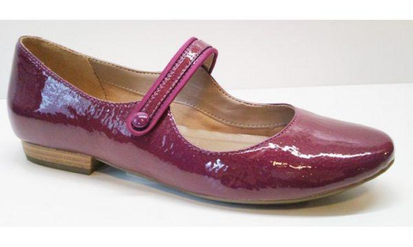 Clarks pumps HENDERSON FIZZ fuchsia patent leather