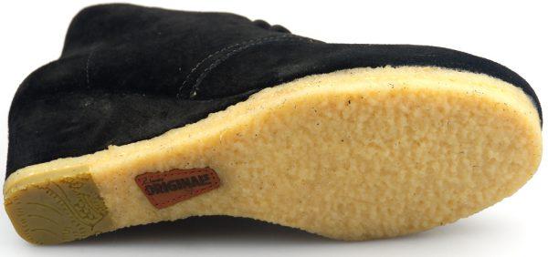 Clarks Originals YARRA DESERT black suede ankle boot for women