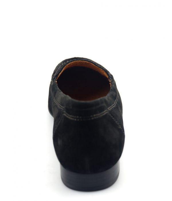 Gabor moccasin 82.680.47 black nubuck