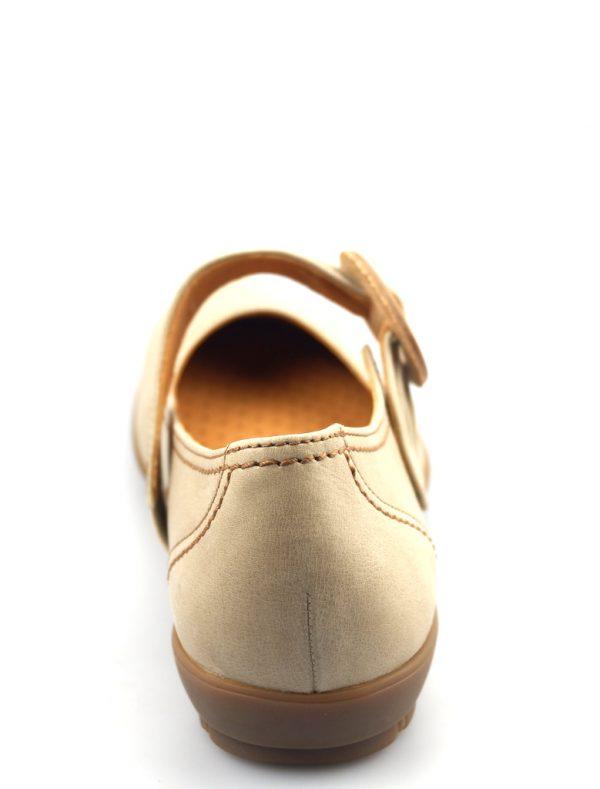 Gabor ballerina 04.160.19 taupe nubuck