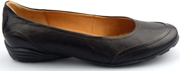 Gabor 84.120.58 brown leather