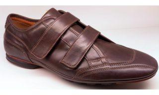 Clarks straps GEAR TOOL ebony leather