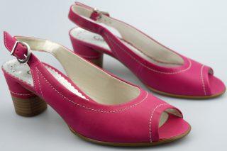 Gabor 06.570.29 tropic violet pink leather
