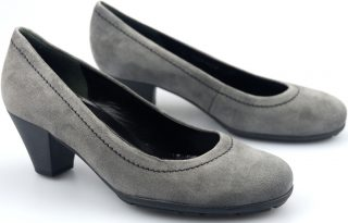 Gabor pumps 31.320.10  grey suede