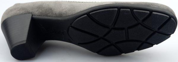 Gabor pumps 31.320.10  grey suede